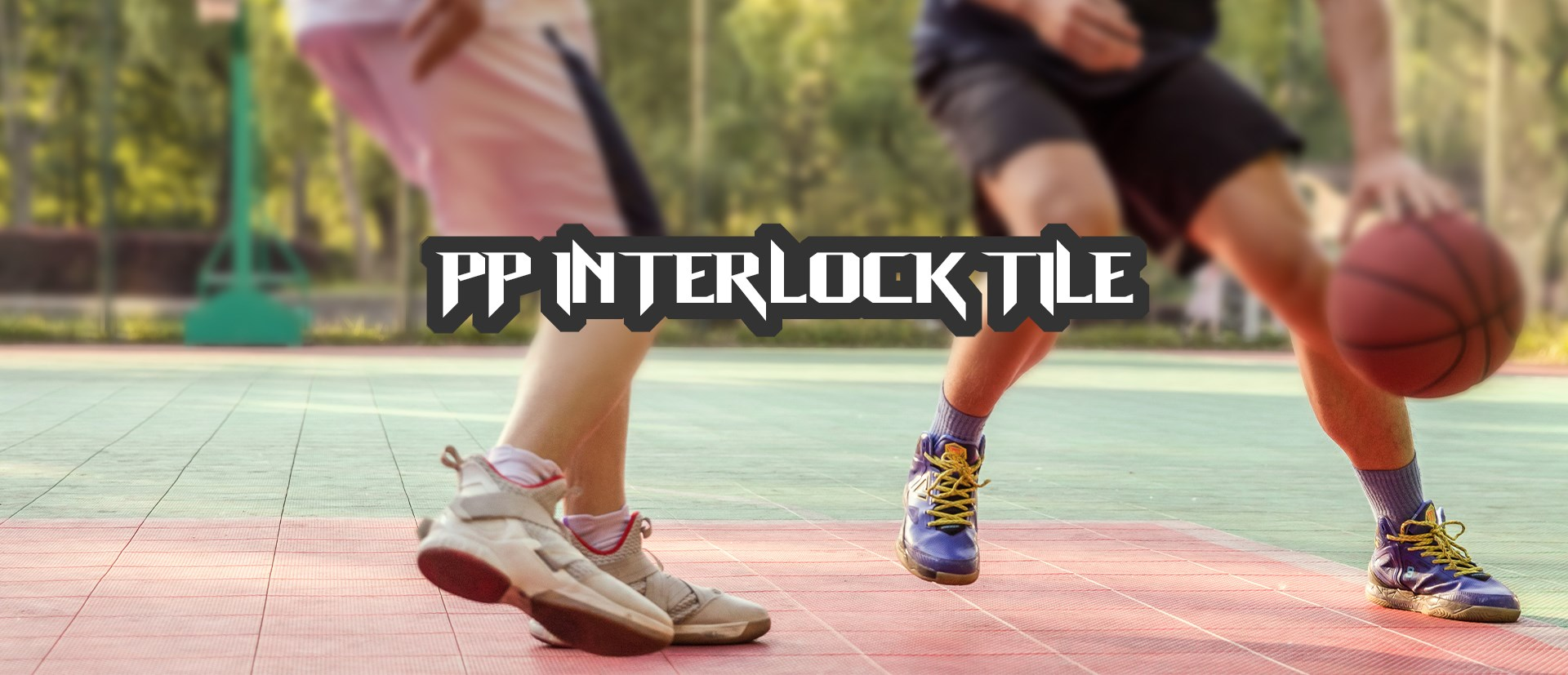 PP interlock tiles
