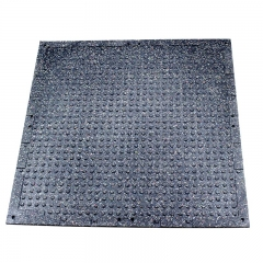 Rubber Gym Tiles Composite Type